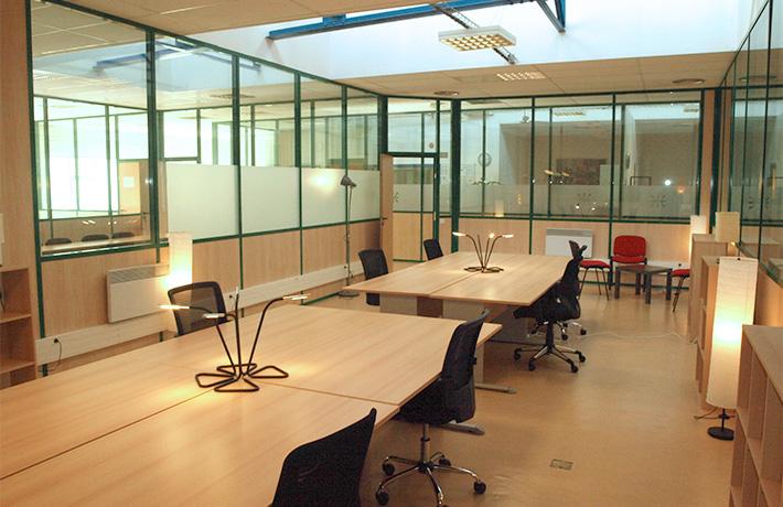 Coworking et bureaux à partager à ronchamp haute saône franche